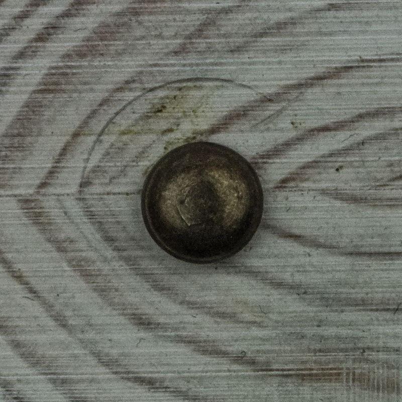 Ćwiek dekoracyjny mały 7x11 mm