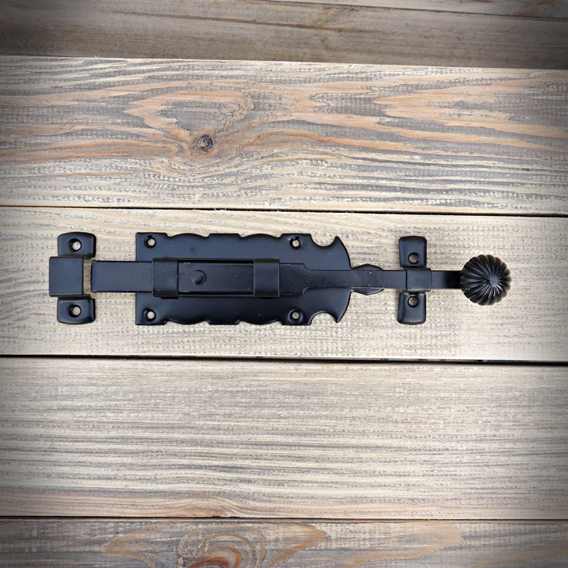 Zasuwa ozdobna drzwi BRAGA
