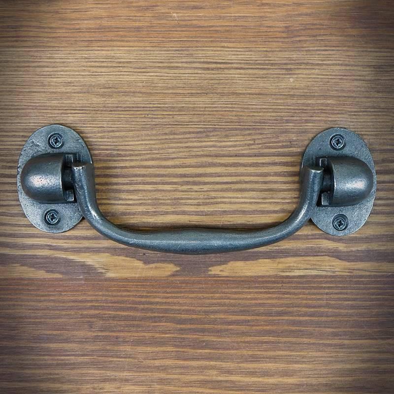 Uchwyt meblowy TRZYCZĘŚCIOWY 150mm