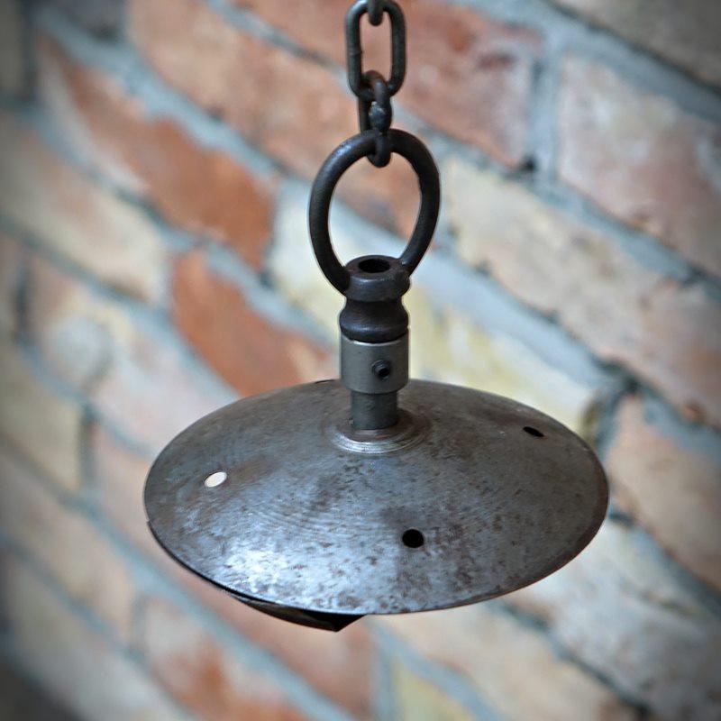 Uchwyt sufitowy do lampy LETISKO-1 stare srebro