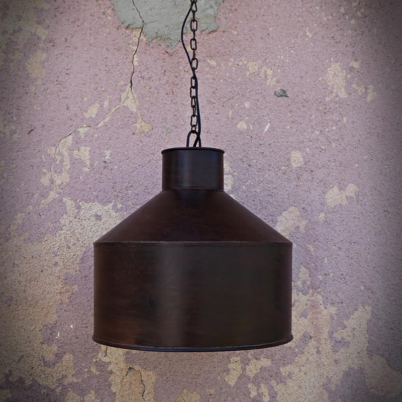 Lampa wisząca, industrialna RUSTY