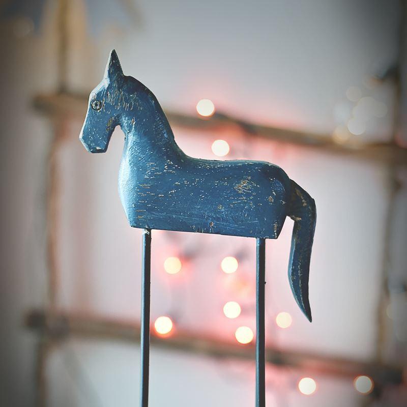 Dekoracyjny koń wysoki TROJA