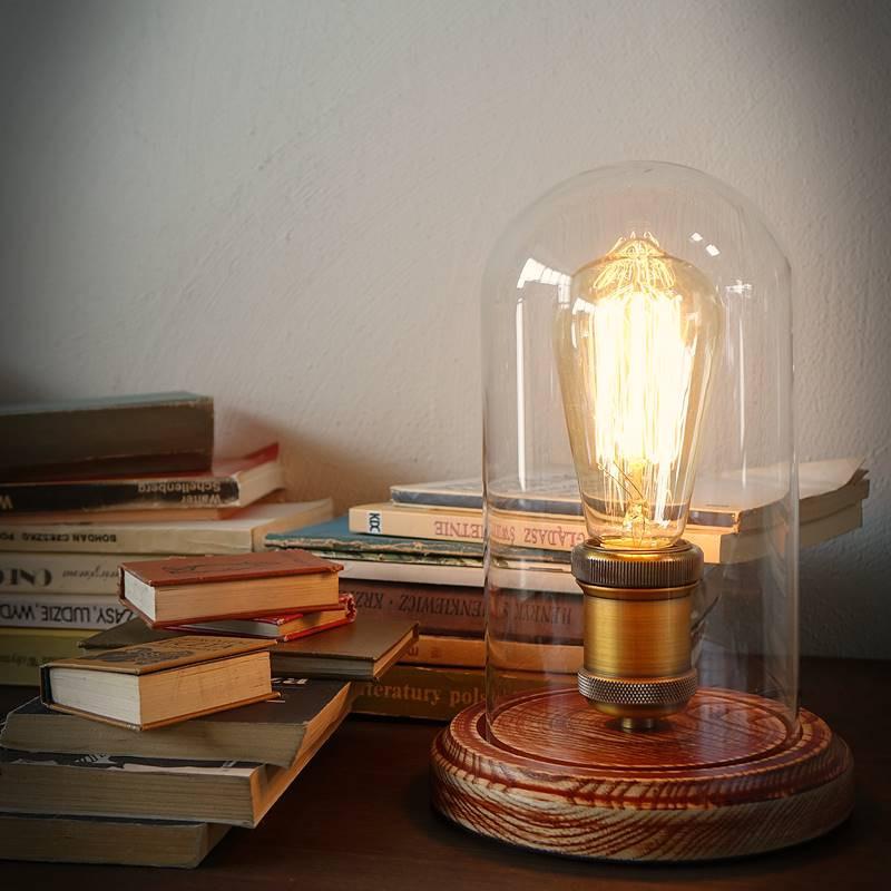 Lampka biurkowa z kloszem WILLOW