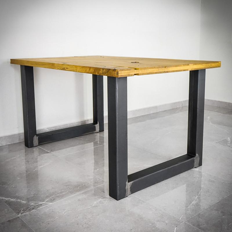 Nogi do stołu metalowe typu U