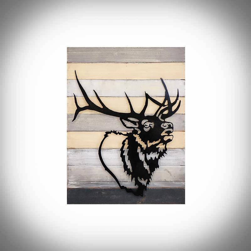 obraz 3d jeleń