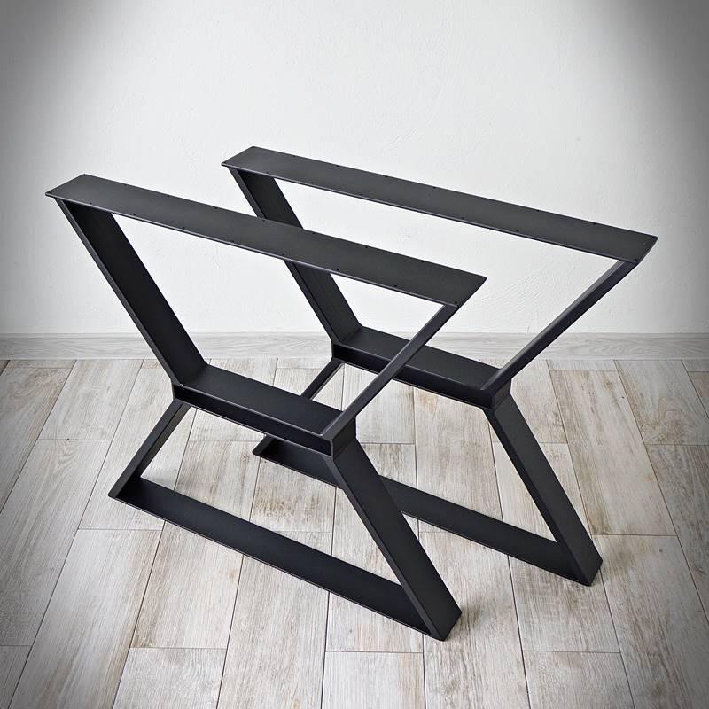noga stalowa do stołu