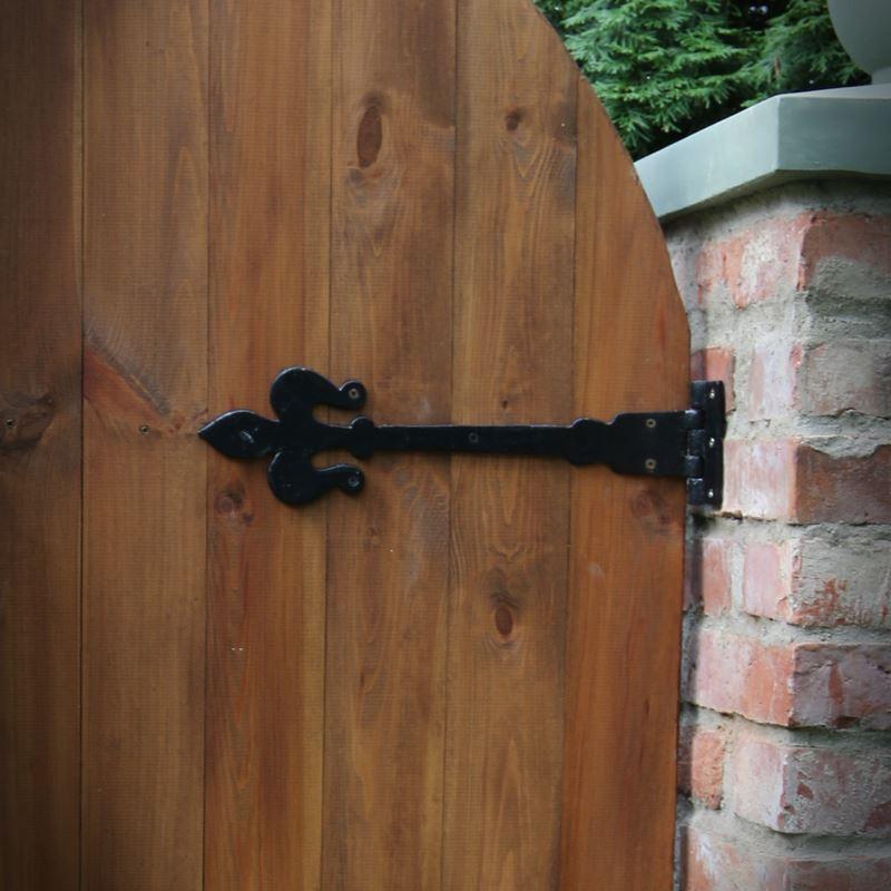 Zawias drzwiowy MASYWNY czarny-OSTATNIE SZTUKI