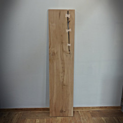Blat dębowy ANTIQUE 40x120-200 cm