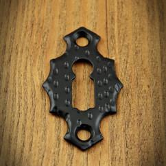Szyld na kluczyk do zamka drzwi OZDOBNY