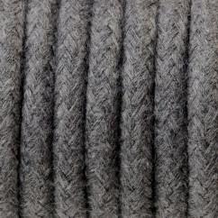przewód elektryczny bawełniany