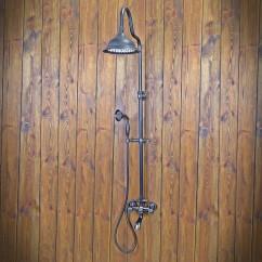 starodawny zestaw prysznicowy