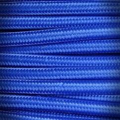 Przewód kabele elektryczny niebieski