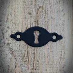 Szyld na kluczyk WEST czarny