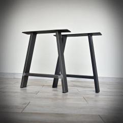 Noga stalowa typu A (40x45cm)
