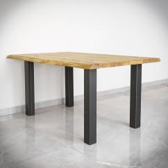Nogi metalowe do stołu