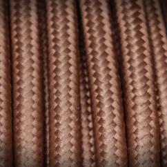 kabel w oplocie poliestrowym