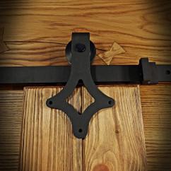 Prowadnica drzwi przesuwnych KARO