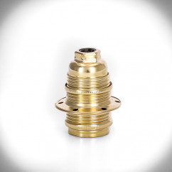 Oprawka żarówki E14 LIGHT 1 złota