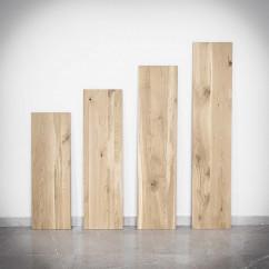 Drewniana półka PRESTIGE DĄB