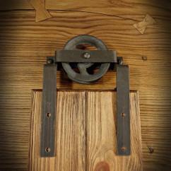 Prowadnica drzwi Barn Doors