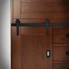 Prowadnica drzwi przesuwnych MINI KRAWAT
