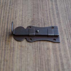 Zasuwka meblowa RUSTYK 70 x 30mm