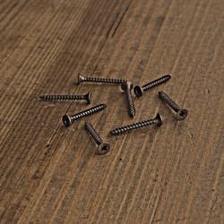 Wkręty RETRO z brązu 3 mm x 25 mm