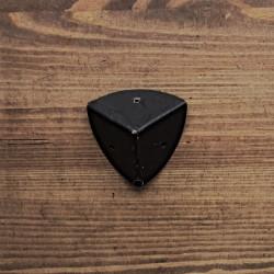 Narożnik meblowy NAROŻNY  50mm czarny