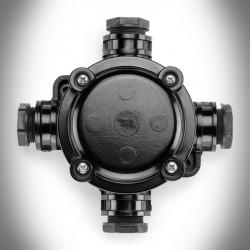 Puszka elektryczna natynkowa THPG-1 czarna