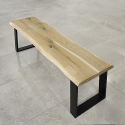 blat dębowy na ławkę