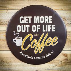 tabliczka coffee do kawiarni