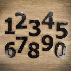 Cyfry do oznaczania budynków numeracja