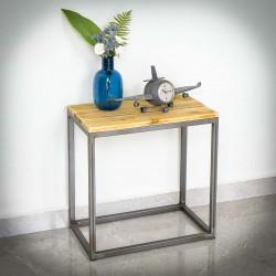 Stolik loft industrialny niski GART 1