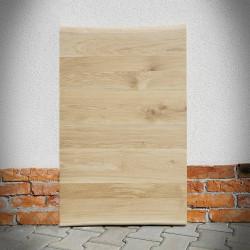 Blat drewniany dębowy ROMANTEKA 90x60 - wyprzedaż