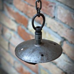 Uchwyt sufitowy lampy z łańcuchem