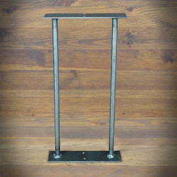 Wspornik półki HAIRPIN 180mm x 350mm