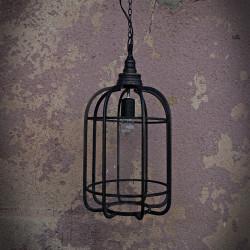 Lampa wisząca KLATKA-OSTATNIE SZTUKI