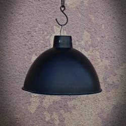 Klosz w stylu retro 215mm czarny
