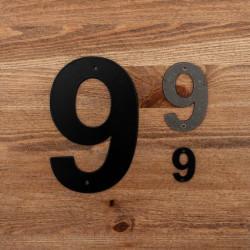 Cyfra SIELSKA CHAŁUPA 9