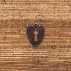 Emblemat na kluczyk RUSTYK 42 x 32