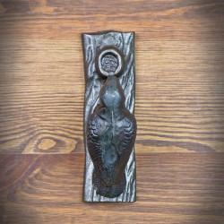 ozdobna kołatka do drzwi