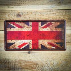 Tabliczka metalowa retro ENGLAND 2