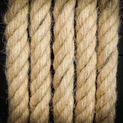 Przewód, kabel elektryczny LINA JUTOWA 3x0,75