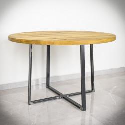 Nogi do stołu metalowe QUERCUS
