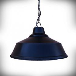 Lampa sufitowa E27 DEKOR DEKOORI czarna