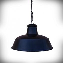 Lampa sufitowa E27 DEKOR RAMPA czarna