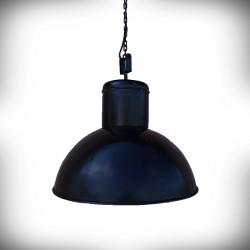 Lampa sufitowa E27 DEKOR CREOGIC czarna