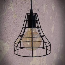 Lampa sufitowa z drutu MEGAN