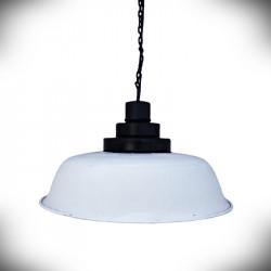 Lampa sufitowa E27 ALURO LOFT biała