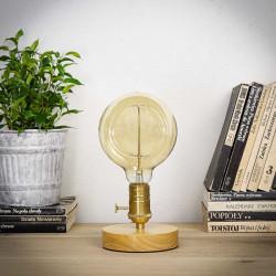 Lampa stojąca na szafkę